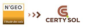 En 2019, N'Géo devient Certy'Sol !